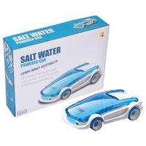 Agua Salada Powered Barco - Ciencia Kit Experimento Sal Del