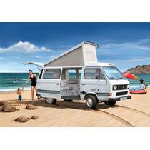 Juguete Autocaravanas - Revell 1:25 Volkswagen T3 Camper Van