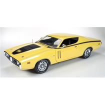 Dodge Charger R/t 1971 Hemi 50th Anniv 1/18 Autoworld