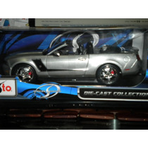Mustang Roush 427 R 2010 Marca Maisto Convertible