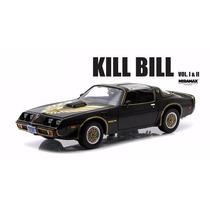 Pontiac Firebird Transam 1979 Kill Bill Vol2 1/18 Greenlight