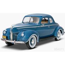 Revell Ford Standard Coupe 1940 1/25 Armar/ Tamiya Testors