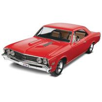 Revell 85-4285 1/25 ´67 Chevy Chevelle Ss 396 Plastic Model