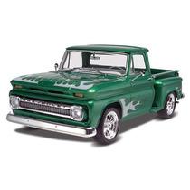 Revell 85-7210 1/25 ´65 Chevy Stepside Pickup 2´n1 Model Kit
