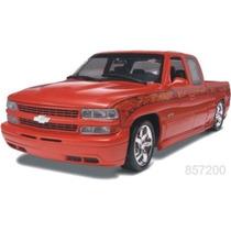 Revell Chevy Silverado Pickup ´99 1/25 Armar/ Tamiya Testors
