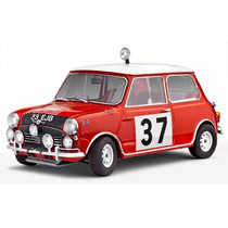 Revell Germany 07064 1/24 Mini Cooper Rally Monte Carlo