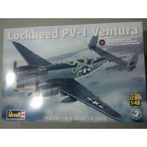 Lockheed Pv-1 Ventura Revell 1/48 Envío Gratis