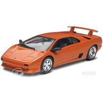 Revell Lamborghini Diablo Vt 1/24 Armar/ Tamiya Testors Amt
