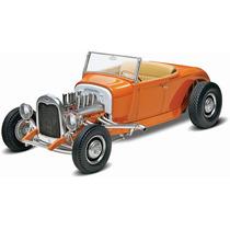 Revell Modelo A Roadster 1929 1/25 Armar/ Tamiya Testors