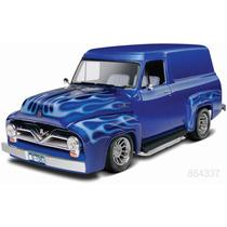 Revell Ford Panel Truck 1955 1/24 Armar/ Tamiya Testors