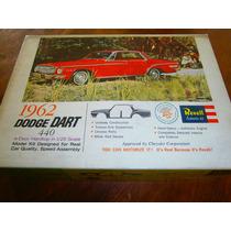 Dodge Dart 1962 Para Armar Revell 1/25 Vintage Nuevo!! Hm4