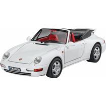 Revell Germany 07063 1/24 Porsche 911 Carrera Cabrio Plastic