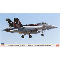 Hasegawa 00999 1/72 F/a-18e Super Hornet Vfa-14 Tophatter