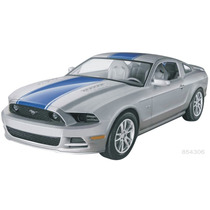 Revell Mustang 2014 Gt 1/25 Armar Prepintado/ Testors Amt