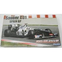 Auto Sauber F-1 C31 Checo Perez Esc. 1/20 Fujimi Nuevo