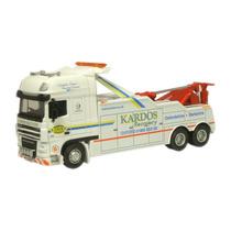 Diecast Model - Oxford 1:76 Kardos Camión Daf Recuperación