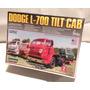 Tracto Camion Dodge L700 Armar Lindberg Modelismo 1/25 1/24