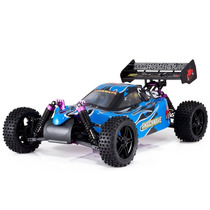 Carro Carreras Buggy Redcat Shockwave Nitro Escala 1:10 Azul