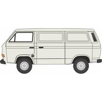 Diecast Model - Oxford 1:76 Pastel Blanca Vw T25 Van