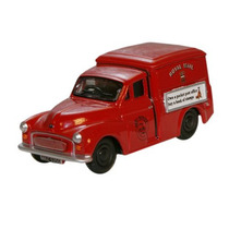 Diecast Model - Oxford 1:76 Royal Mail Morris Roja Menor