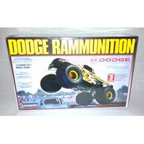 Monster Truck Dodge Ram Para Armar 1/24 1/25 Revell Lindberg