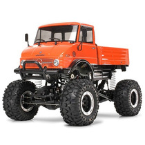 Tamiya Cr-01 Mercedes Benz Unimog Crawler Kit Para Armar