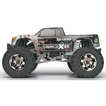 Savage X 4.6 Marca Hpi Racing Rtr Nitro.