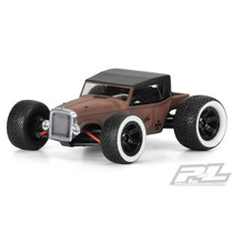 Pro-line 3396-00 Rat Rod Clear Body 1/16 E-revo (sin Pintar)