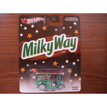 Hot Wheels Pop Culture Chocolate Milky Way Bread Box