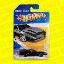 Hot Wheels Kitt El Auto Increible