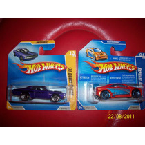 Hot Wheels Lote 2 Coches ´71 Dodge Demon Asphalt Assault
