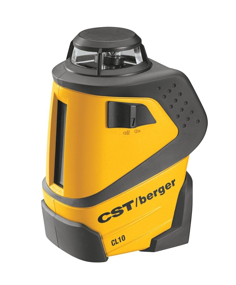 Autonivelante nivelador nivel laser cst berger cl10 hm4 for Nivel laser autonivelante