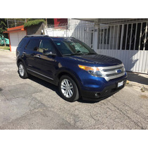 Ford Explorer 5p Limited V6 4x2 Sync 2012