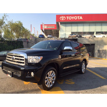 Toyota Sequoia Platinum 2013 Con 3 Años De Garantia!