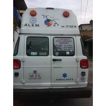 Ram Van Para Personas Con Discapacidad