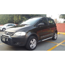 Volkswagen Cross Fox 2007 5 Vel. A/a, Electrico