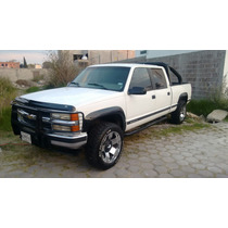 Chevrolet Cheyenne Crew Cab Clima Electrica 4*4 Rines Cromad