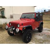 Jeep Wrangler 4 Cilindros Estandar Ganelo
