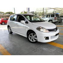 Nissan Tiida 5p Hatch Back Emotion Aut 2011