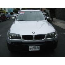 Bmw X3 2.5 2005 $149,500 Socio Anca