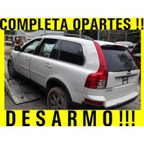Completa O Partes! Volvo Xc90 2.5 2007 Desarmo! Autopartes