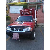 Nissan Pick-up Estaquitas Np 300 2014