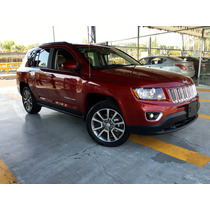 Jeep Compass Limited Aut 4x2 2014 Gps