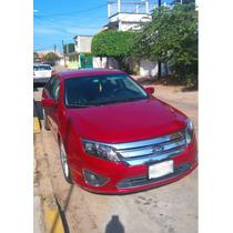 Fusión 2010, Motor 2.5, 4 Cilindros