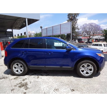 Ford Edge 2013 Limited At Azul C/garantía
