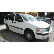Chevrolet Venture Adaptada Para Silla De Ruedas