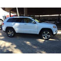 Jeep Grand Cherokee Limited Lijo 2015
