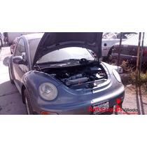 Vendo Volkswagen Beetle 2001 Estetica 90% Factura De Seguro