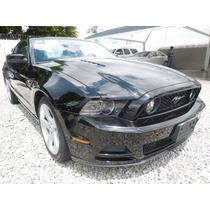 Ford Mustang Gt Vip Tm 2013 Negro
