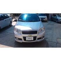 Chevrolet Aveo 2015 Paq. E 4cil.